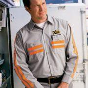 güvenlik üniforması gömlek