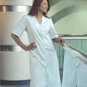 sağlık iş elbise modeli