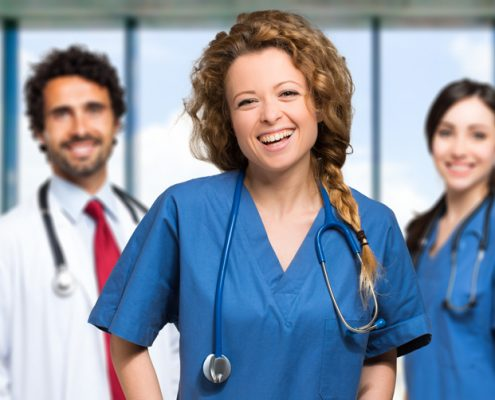 sağlık iş elbisesi