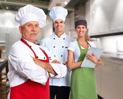 aşçı üniforması