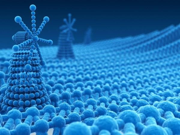 Nano teknolojik iş elbiseleri